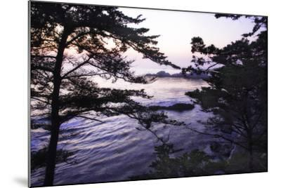 Carmel Highlands Sunset I-Alan Hausenflock-Mounted Photographic Print