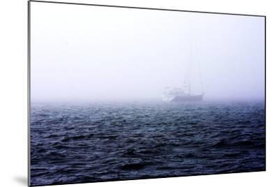 Fog on the Bay I-Alan Hausenflock-Mounted Photographic Print