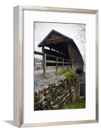 Humpback Bridge III-Alan Hausenflock-Framed Photographic Print