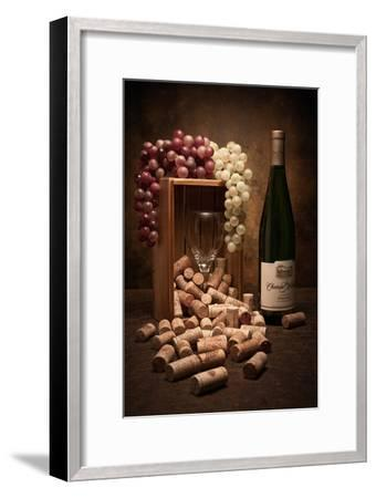 Wine Corks Still Life II-C^ McNemar-Framed Photographic Print