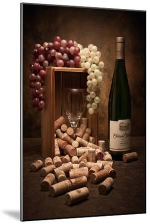 Wine Corks Still Life II-C^ McNemar-Mounted Photographic Print