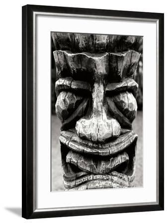 Totem II-Brian Moore-Framed Photographic Print