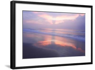 Wrightsville Sunrise III-Alan Hausenflock-Framed Photographic Print