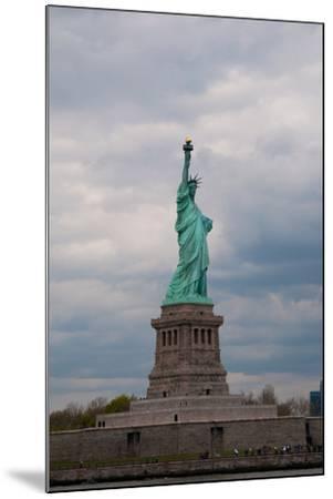 Statue of Liberty II-Erin Berzel-Mounted Photographic Print
