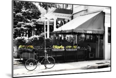 Neighborhood Diner I-Alan Hausenflock-Mounted Photographic Print