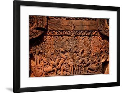 Carvings I-Erin Berzel-Framed Photographic Print