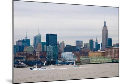 NYC Pier 57 II-Erin Berzel-Mounted Photographic Print