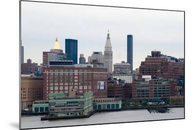 NYC Pier 57 I-Erin Berzel-Mounted Photographic Print