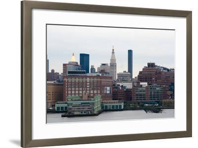 NYC Pier 57 I-Erin Berzel-Framed Photographic Print