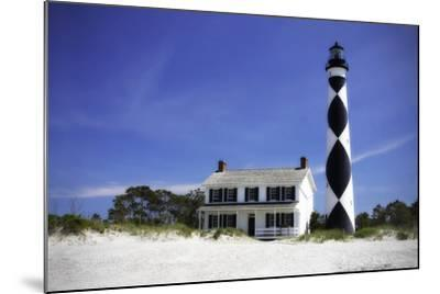 Cape Lookout Light I-Alan Hausenflock-Mounted Photographic Print