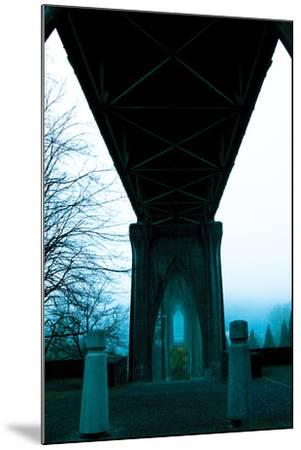 St. Johns Arches III-Erin Berzel-Mounted Photographic Print