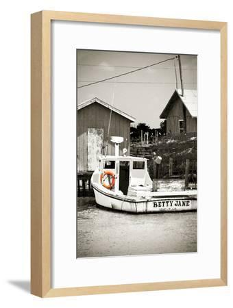 Crab Shack 2-Alan Hausenflock-Framed Photographic Print