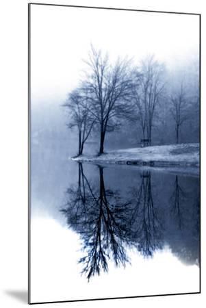 Fog on the Lake I-Alan Hausenflock-Mounted Photographic Print