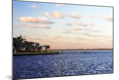 Sunset in the Channel II-Alan Hausenflock-Mounted Photographic Print