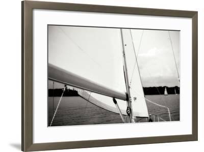 Close Hauled IV-Alan Hausenflock-Framed Photographic Print