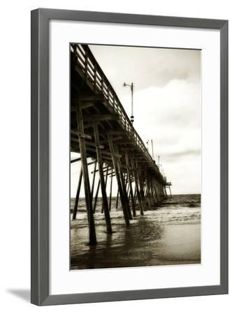 Triple S Pier II-Alan Hausenflock-Framed Photographic Print