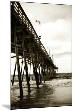 Triple S Pier II-Alan Hausenflock-Mounted Photographic Print