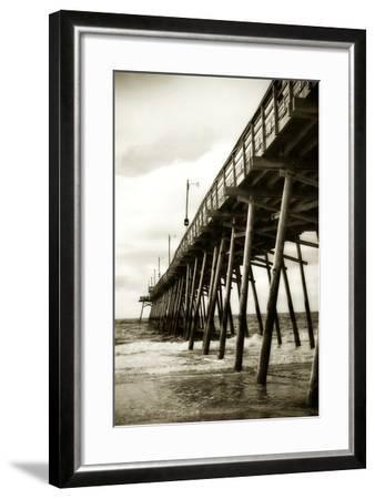 Triple S Pier I-Alan Hausenflock-Framed Photographic Print