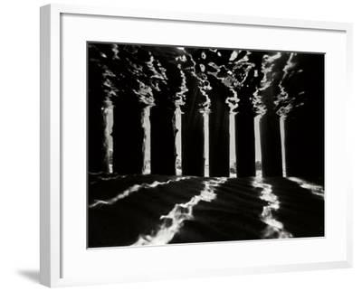 Pier Pilings 4-Lee Peterson-Framed Photographic Print