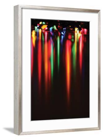 Reflections I-Leesa White-Framed Photographic Print