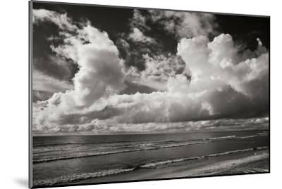 Clouds at the Beach-Lee Peterson-Mounted Photographic Print