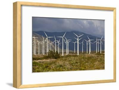 Windmills I-Lee Peterson-Framed Photographic Print