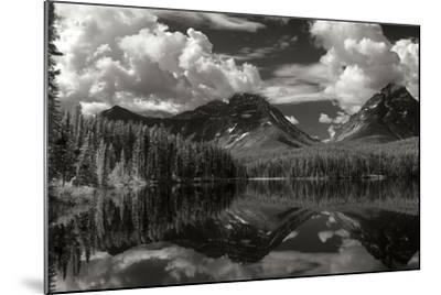 Leach Lake-George Johnson-Mounted Photographic Print