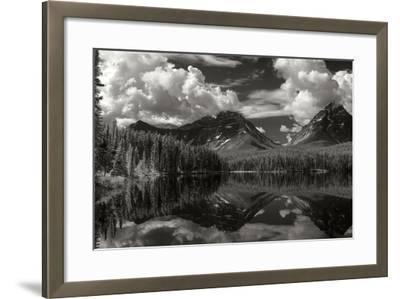 Leach Lake-George Johnson-Framed Photographic Print