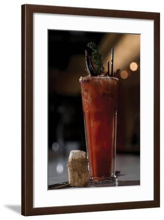 Cocktail Hour X-Erin Berzel-Framed Photographic Print