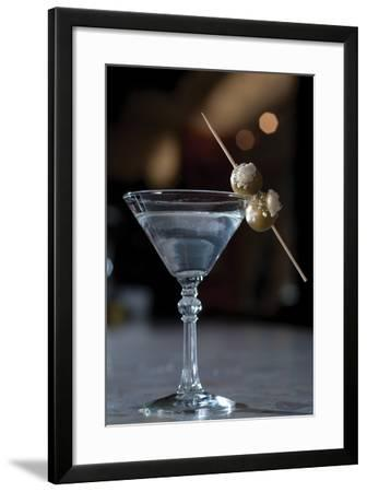 Cocktail Hour IX-Erin Berzel-Framed Photographic Print