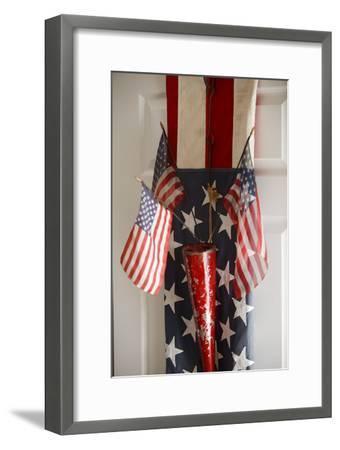 Patriotic II-Philip Clayton-thompson-Framed Photographic Print