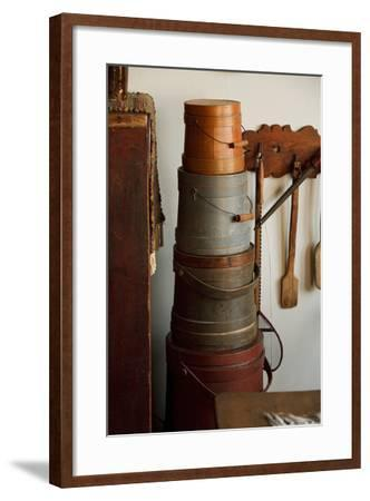 Hat Boxes II-Philip Clayton-thompson-Framed Photographic Print