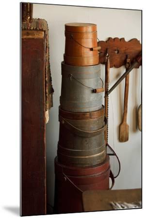 Hat Boxes II-Philip Clayton-thompson-Mounted Photographic Print