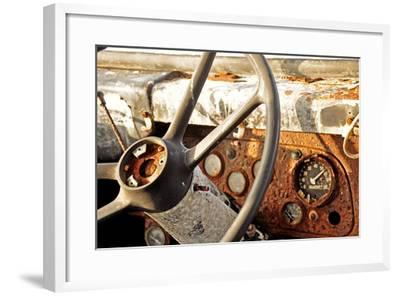 Old Bus II-Brian Kidd-Framed Photographic Print