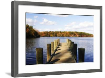Greenwood Lake II-Alan Hausenflock-Framed Photographic Print