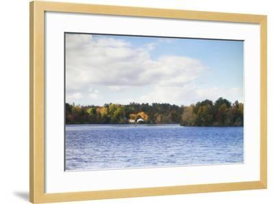 Greenwood Lake III-Alan Hausenflock-Framed Photographic Print