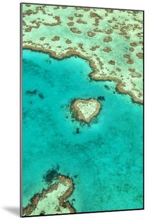 Heart Reef I-Larry Malvin-Mounted Photographic Print