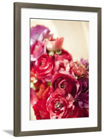 Peony Bouquet I-Karyn Millet-Framed Photographic Print