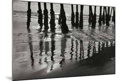 Pier Pilings 13-Lee Peterson-Mounted Photographic Print