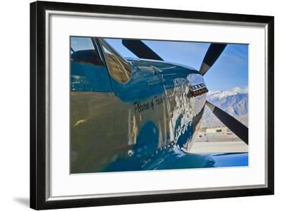 Aviation II-Lee Peterson-Framed Photographic Print