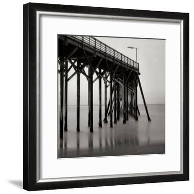 Pier Pilings 20-Lee Peterson-Framed Photographic Print