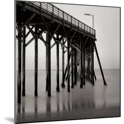 Pier Pilings 20-Lee Peterson-Mounted Photographic Print