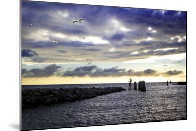 Cedar Island Quay I-Alan Hausenflock-Mounted Photographic Print