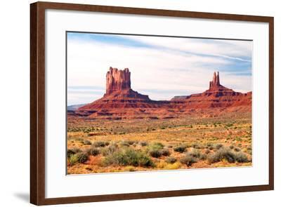 Navajo Country II-Douglas Taylor-Framed Photographic Print