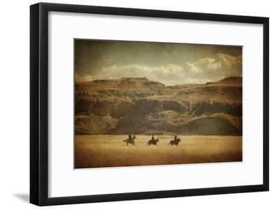 Wild Wild West-Roberta Murray-Framed Photographic Print
