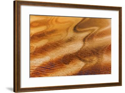 Golden Water II-Kathy Mahan-Framed Photographic Print