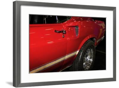 Mighty Mustang I-Alan Hausenflock-Framed Photographic Print
