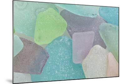 Beach Glass II-Kathy Mahan-Mounted Photographic Print