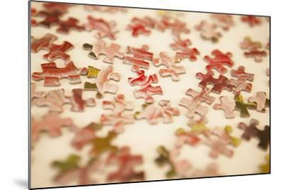 Puzzle III-Karyn Millet-Mounted Photographic Print