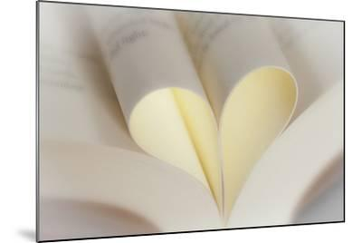 Love Reading II-Kathy Mahan-Mounted Photographic Print